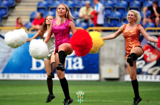 Lviv ultrAs Girl